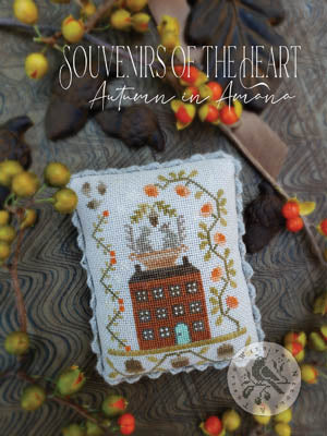 Country Stitches/With Thy Needle & Thread ~ Autumn Souvenirs Of The Heart