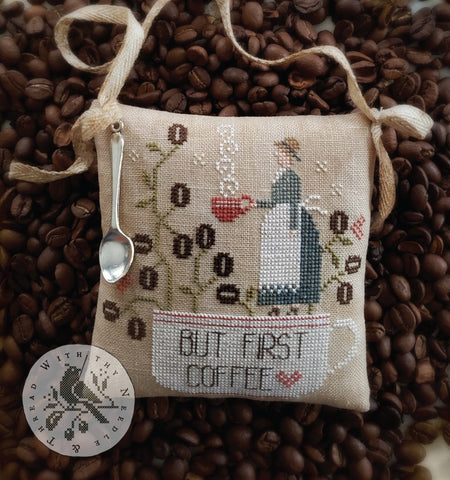 Country Stitches/With Thy Needle & Thread ~ Coffee First