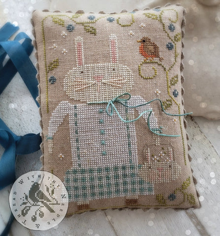 Country Stitches/With Thy Needle & Thread ~ Hareitta & Co