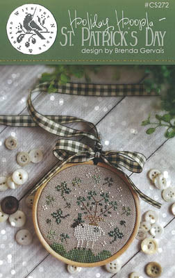 Country Stitches/With Thy Needle & Thread ~ Holiday Hoopla - St. Patrick's Day