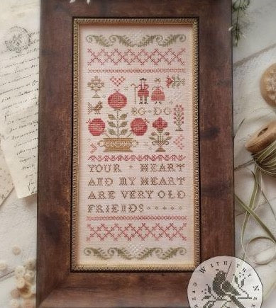 Country Stitches/With Thy Needle & Thread ~ Our Hearts
