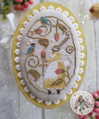 Country Stitches/With Thy Needle & Thread ~ Spring Serenade