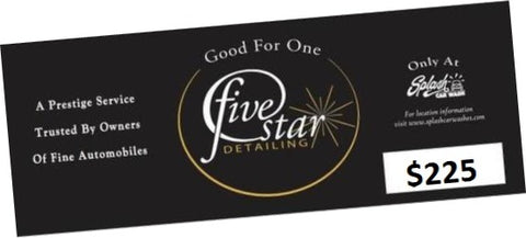 Five Star Auto Detailing