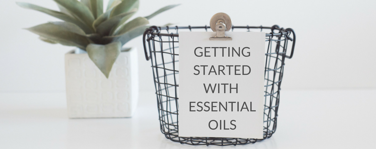 Getting Started With Essential Oils | Desert Naturals