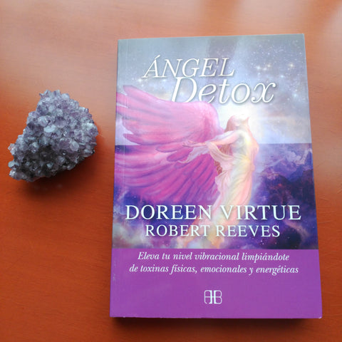 "Libro ""Ángel Detox"" de Doreen Virtue"