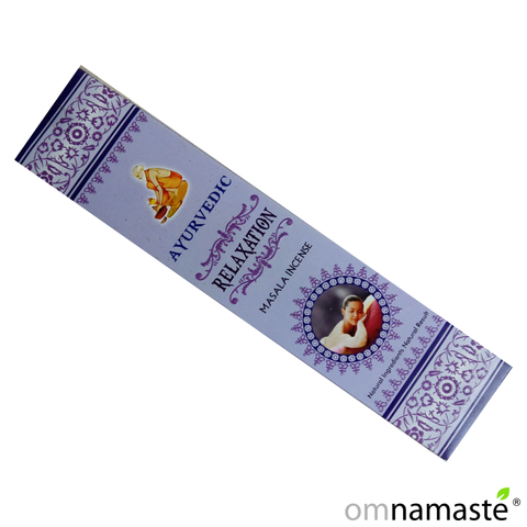 Incienso Ayurvedic Relaxation Namasté