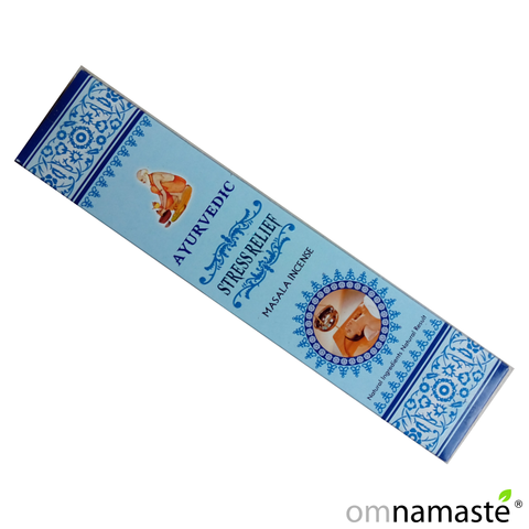 Incienso Ayurvedic Stress Relief Namasté