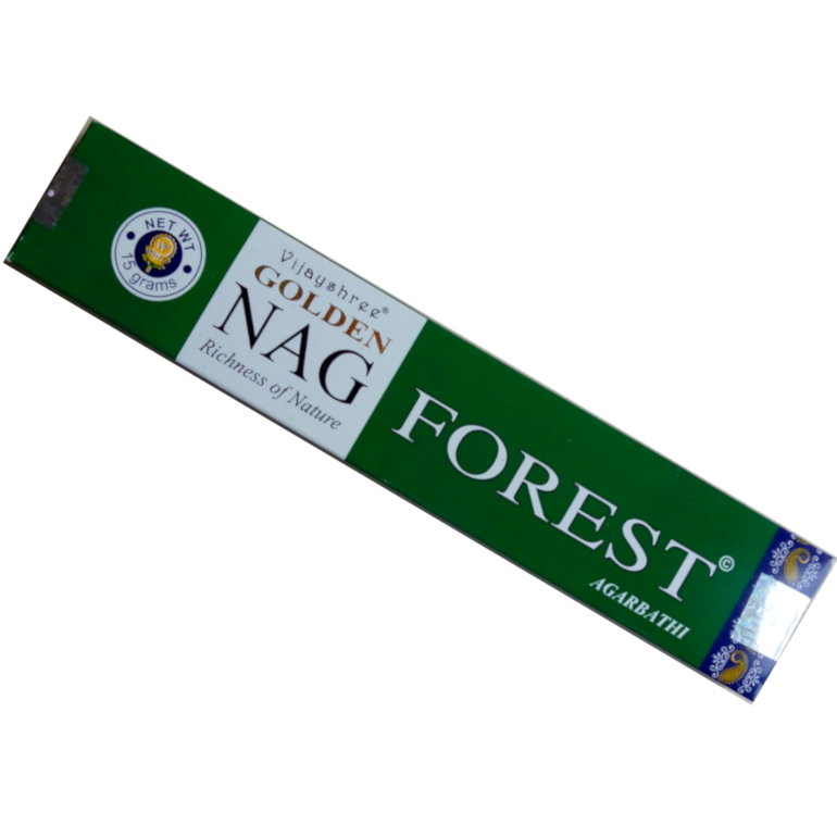 incienso golden nag forest
