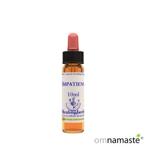 Bach impatiens 10ml