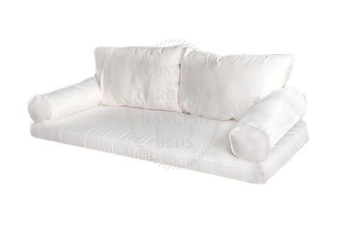 Two Back Pillows Cushion Package- Crib & Twin