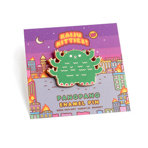 Pangpang - Kaiju Kitties Enamel Pin