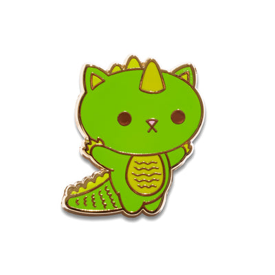 Boomu - Kaiju Kitties Enamel Pin