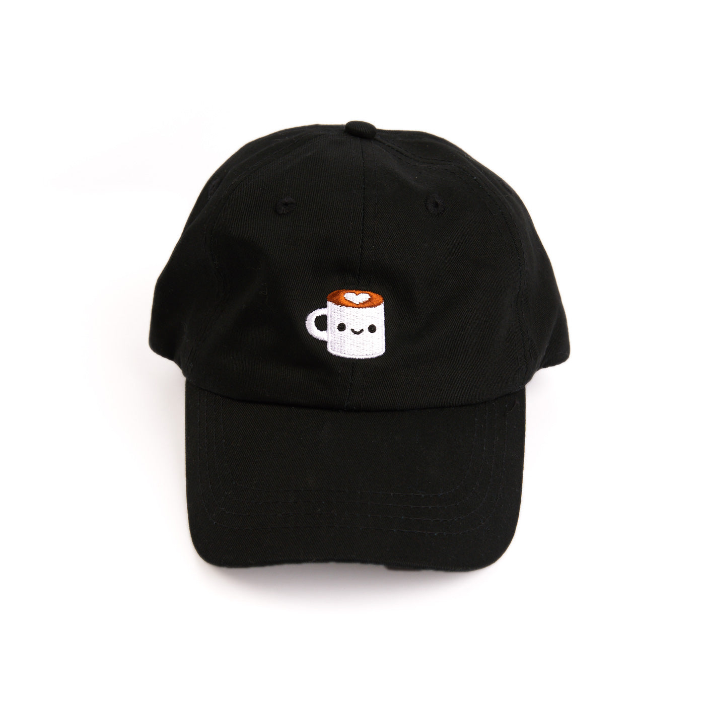 Coffee Luv Dad Hat