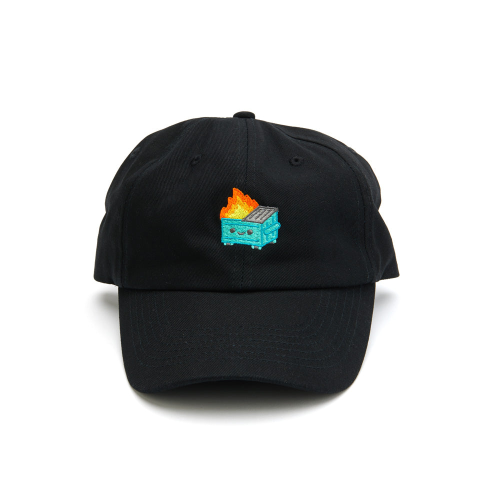 Dumpster Fire Dad Hat