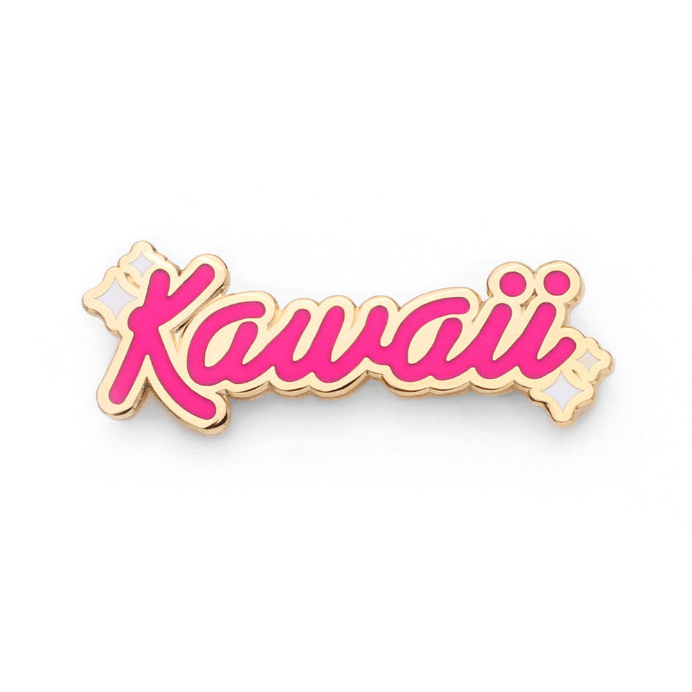 Kawaii Enamel Pin