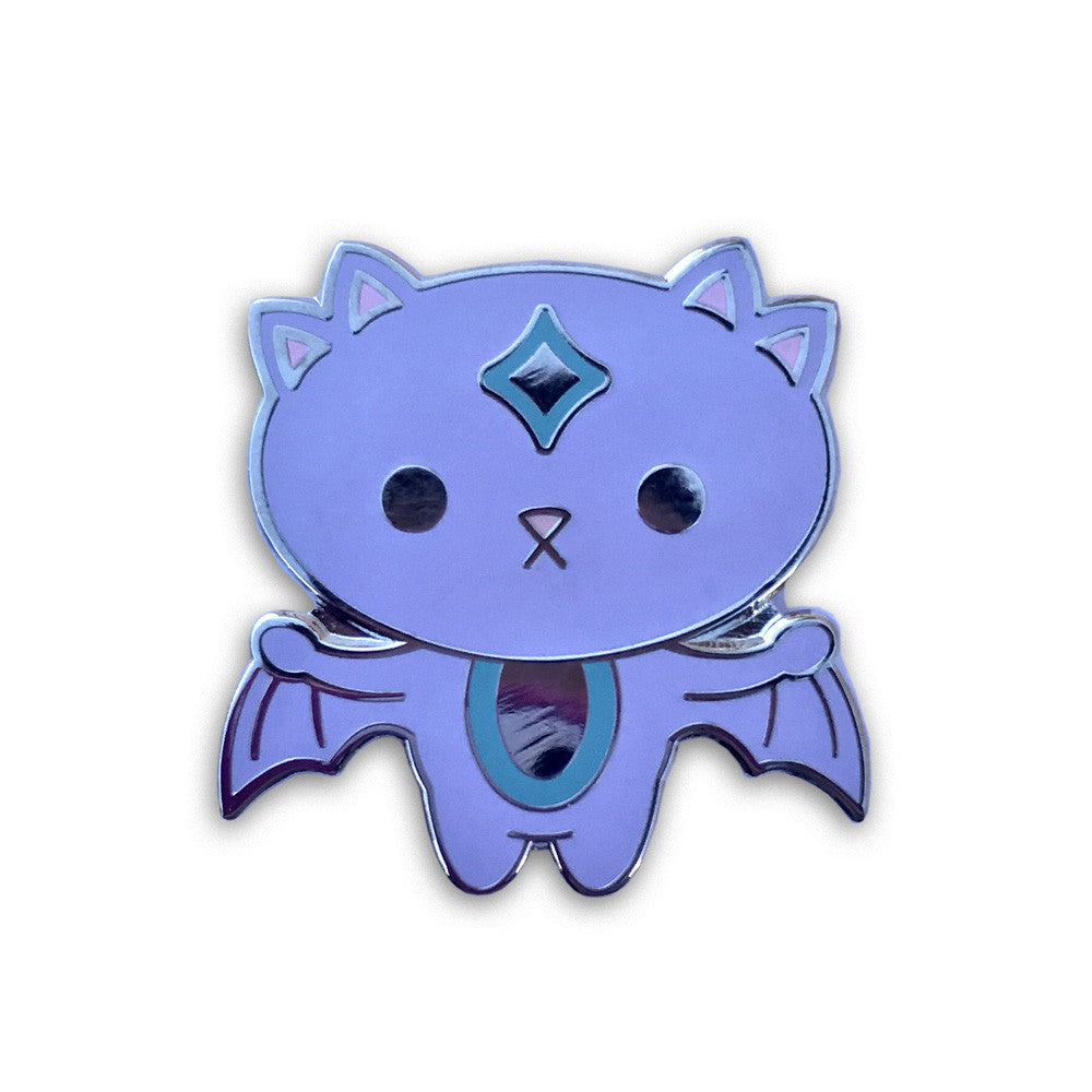 Kokomori - Kaiju Kitties Enamel Pin