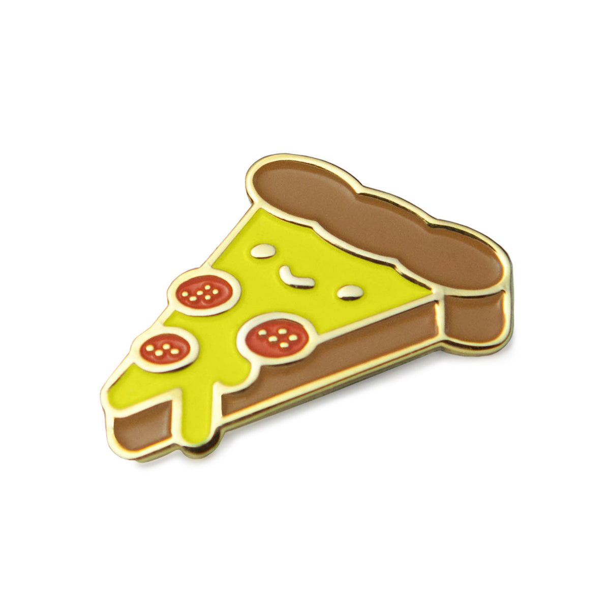 Pizza Forever Enamel Pin