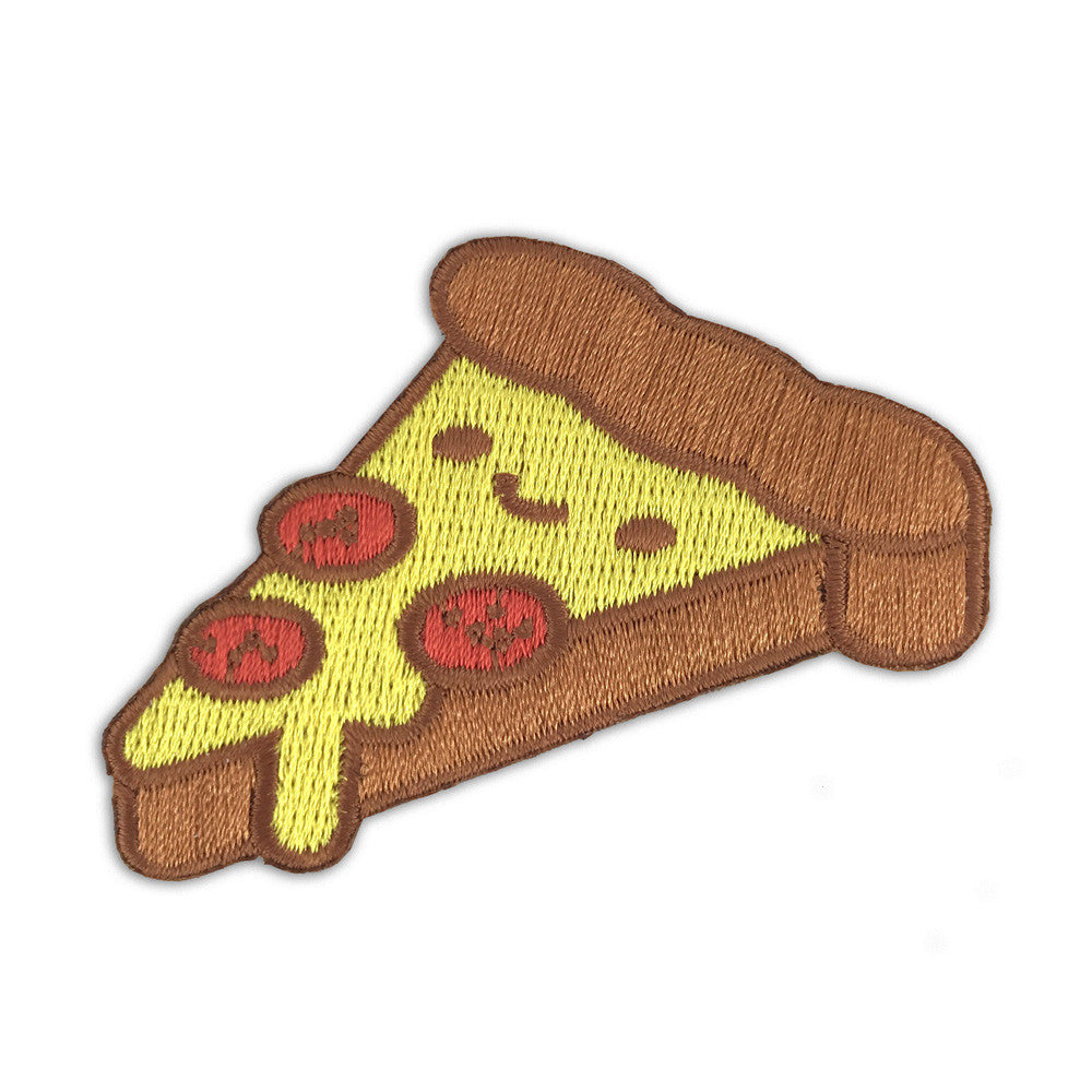 Pizza Sticker Patch