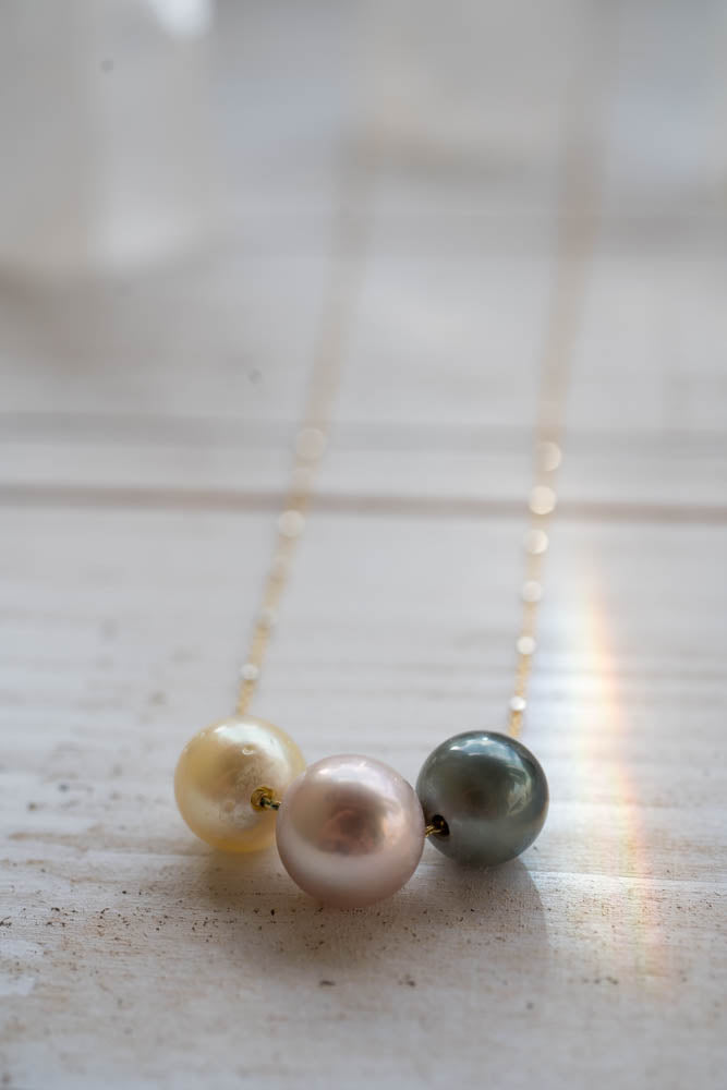 RAINBOW FLOATING PEARLS