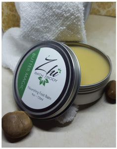 Butter Magic Nourishing Foot Balm