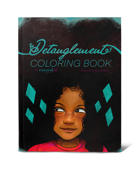 Detanglement Coloring Book