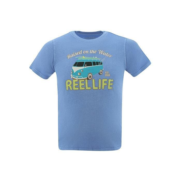 Men's Busin It Pigment Dyed Tee - Reel Life