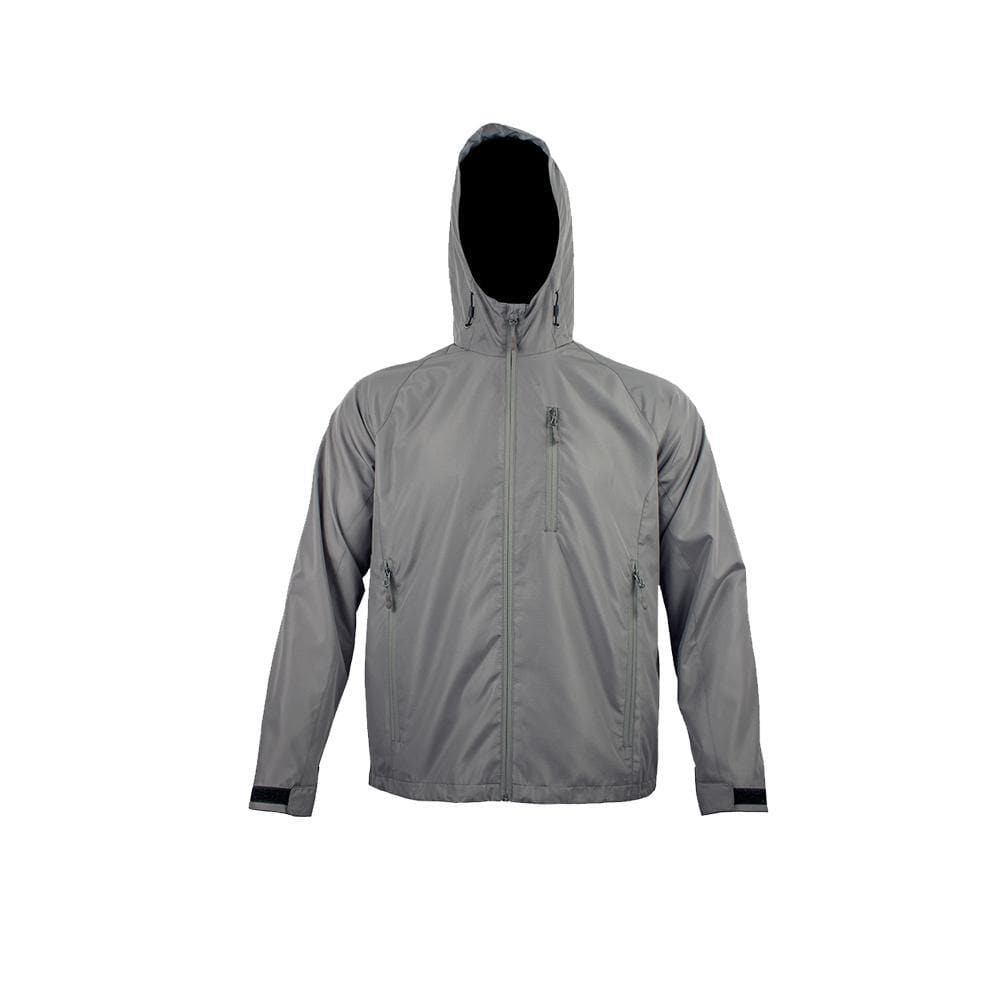 Reel Life Men's Trident Jacket - Silver Filigree