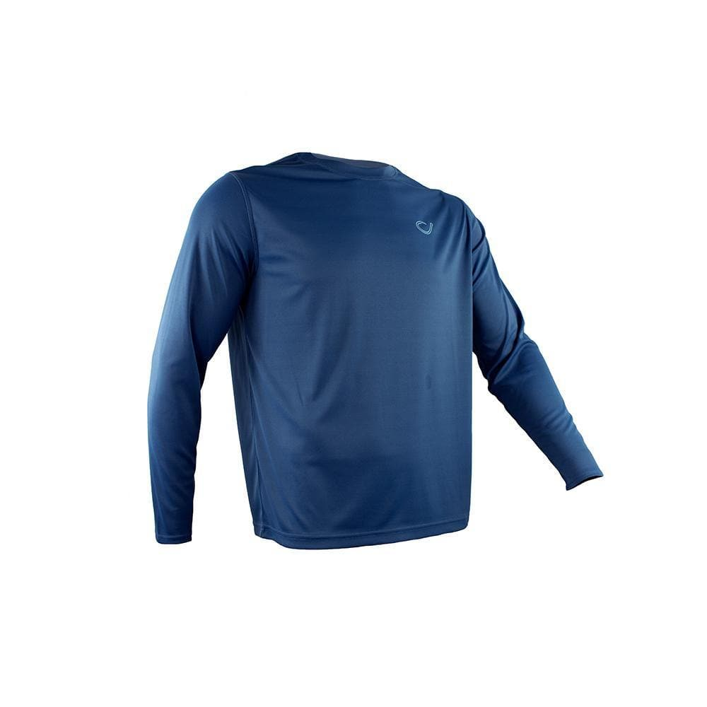 "Men's Long Sleeve UV ""Barrel Circle Hook"" - Reel Life"