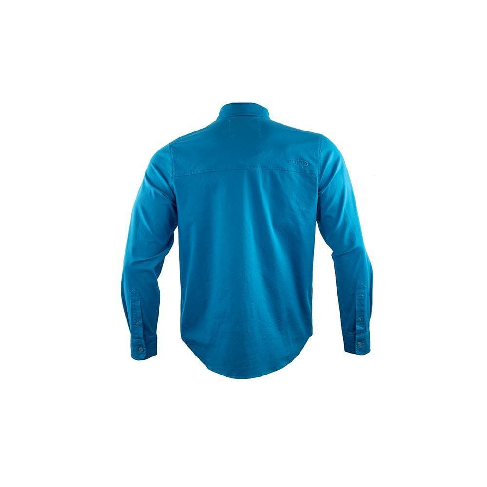 Reel Life Men's Long Sleeve Beachcomber Woven - Reel Life