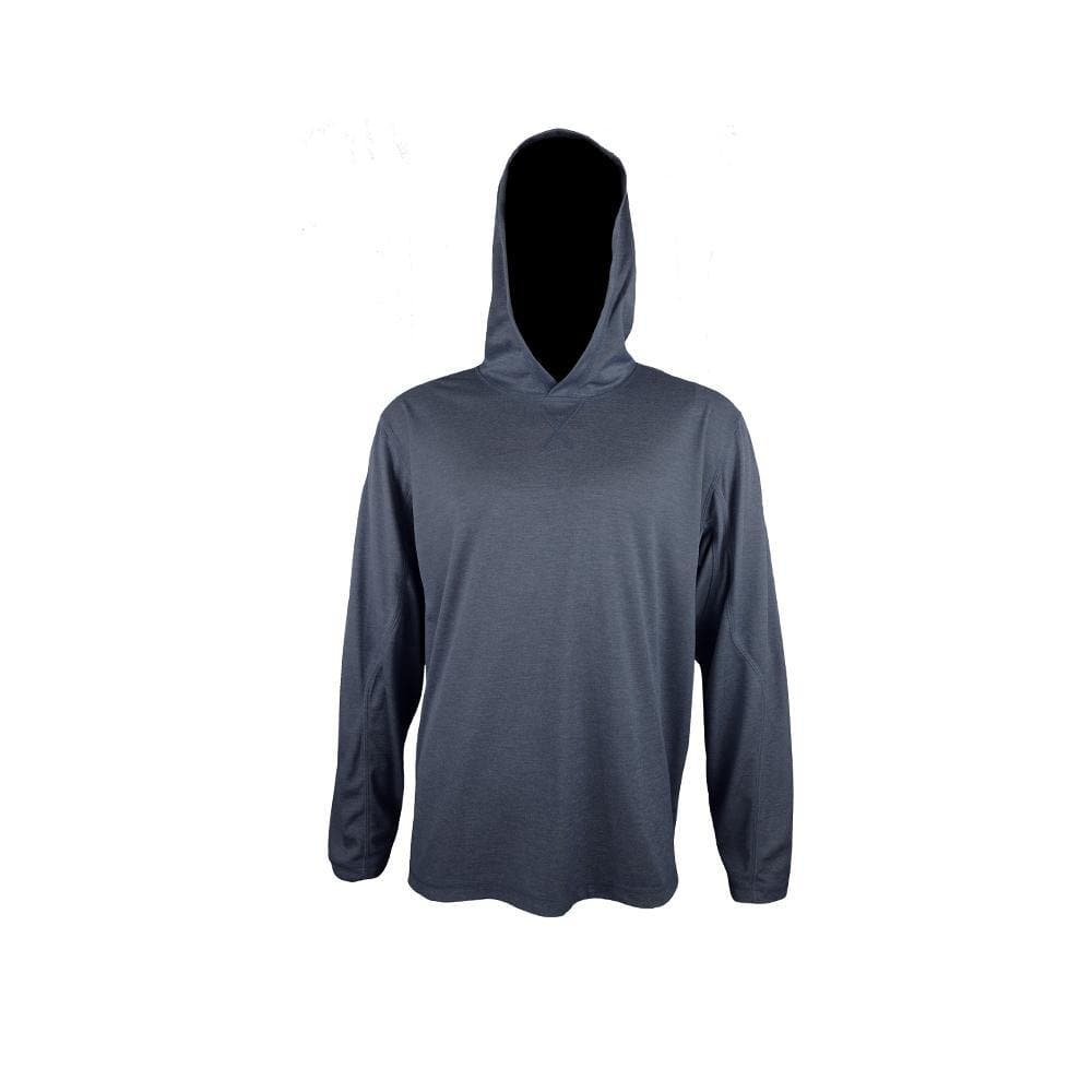 Reel Life Men's Long Sleeve UV Hoodie