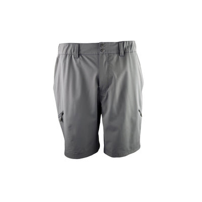 Reel Life Men's Hybrid Short V2- Silver Filigree