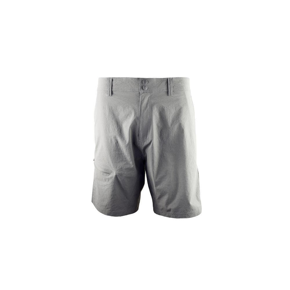 Reel Life Men's Riptide Shorts - Silver Filigree