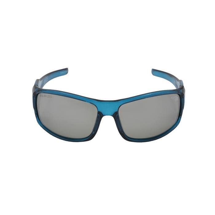 Boca 105P -  Polarized Silver Mirror Lens Sunglasses