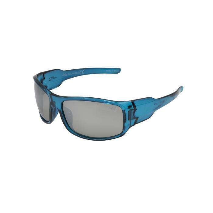 Boca 105P -  Polarized Silver Mirror Lens Sunglasses - Reel Life