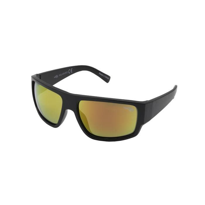 Captiva 104P -  Polarized Copper Mirror Lens Sunglasses - Reel Life