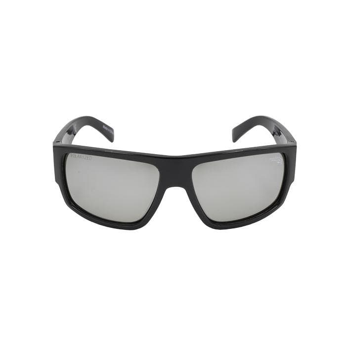 Captiva 204P -  Polarized Silver Mirror Lens Sunglasses