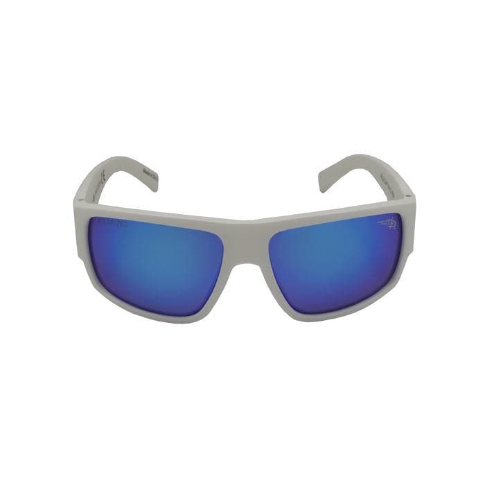 2ab5396a4ec09 Boca 100P - Polarized Blue Mirror Lens Sunglasses ...