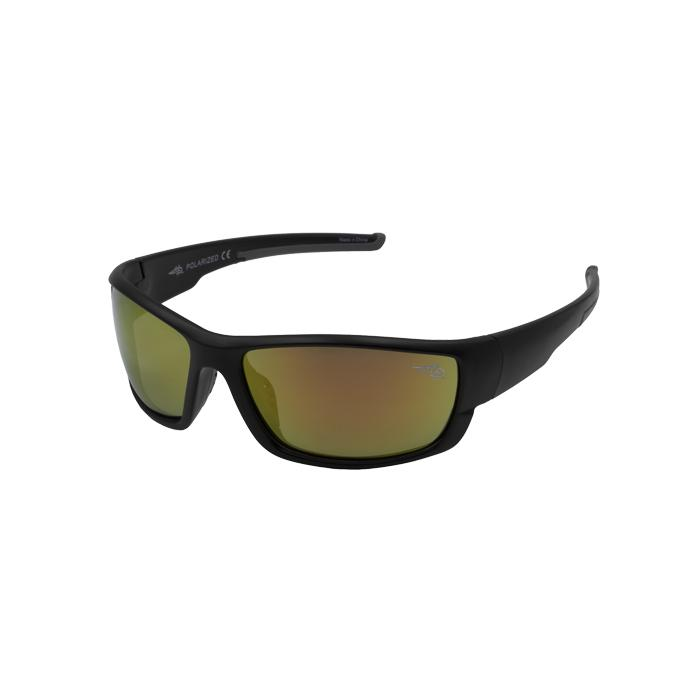 Vero 104P - Polarized Copper Mirror Lens Sunglasses