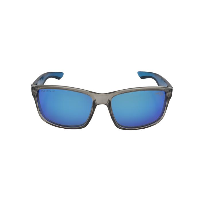 Sanibel 113P - Polarized Blue Mirror Lens Sunglasses