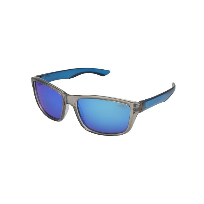 68cc8619a8ca4 ... Sanibel 113P - Polarized Blue Mirror Lens Sunglasses