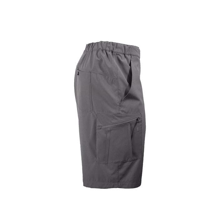 Men's Hybrid Fishing Shorts - Grey
