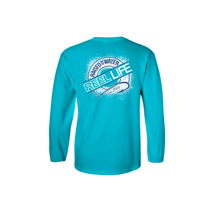 Men's Raise and Hooked Performance Long Sleeve Fishing Shirt