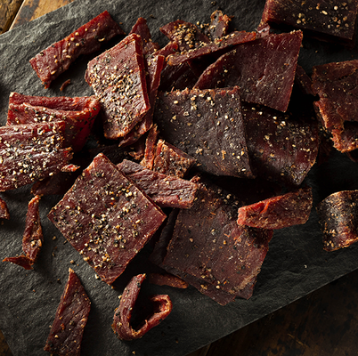 Beef Jerky - Choose from 4 Flavors