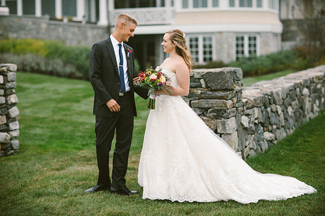 Autumn Wedding on the New Hampshire Seacoast