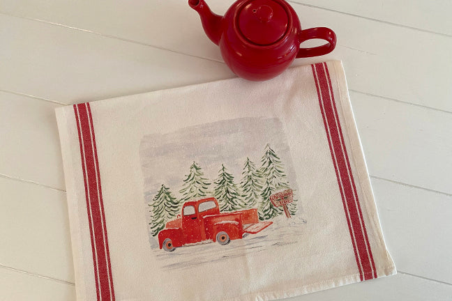 10 Uses for a Tea Towel