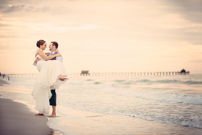A Dreamy Naples, Florida Wedding