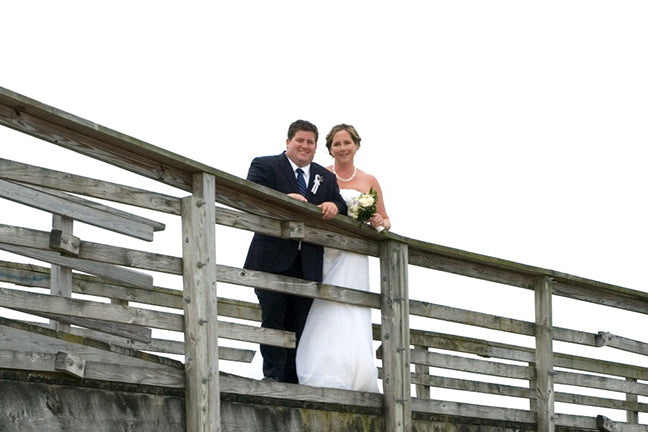 A Custom Nautical Wedding on Peaks Island, ME