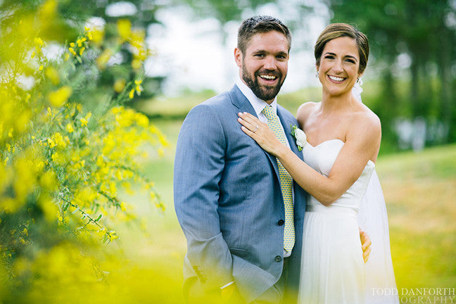 Kayla and Schuyler's June Wedding on Cape Cod