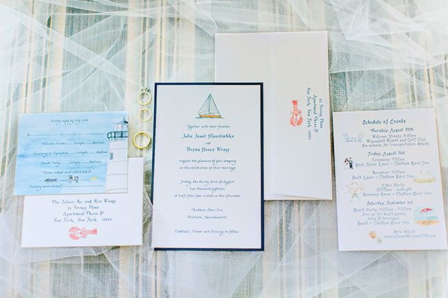 How to order your Wedding Invitations