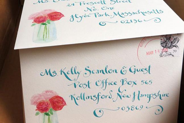 5 Tips for Wedding Invitation Assembly